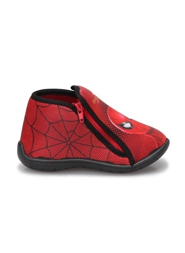 Spiderman Panduf Kırmızı